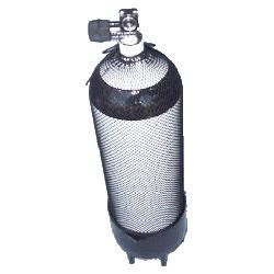 Cilinder 10 liter 300 Bar