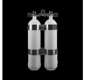 Cilinder Dubbel 12 Lang 300 Bar