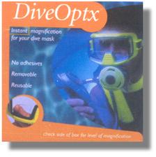 Dive Optx Leesglaasjes