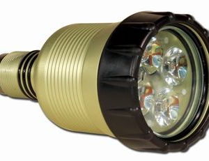 Greenforce Quadristar P4 D (4 leds lampkop)