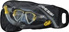 Cressi Sub Matrix VIP in Geel/Blauw/Zwart/Rood