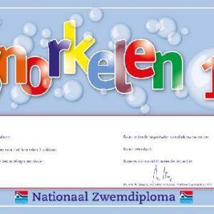 Snorkel les Kids Nieuwerkerk aan den IJssel