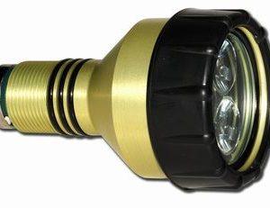Greenforce Tristar P4 (3 LED's lampkop)