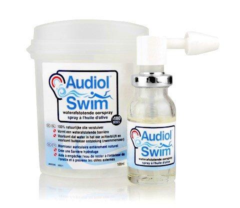 Audiol Swim onzichtbare earplug