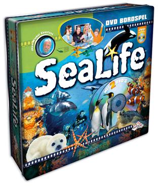 Sealife DVD bordspel
