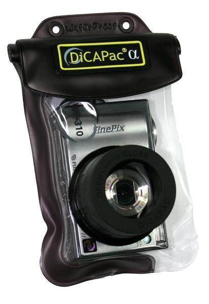 Dicapac onderwater hoes WP310