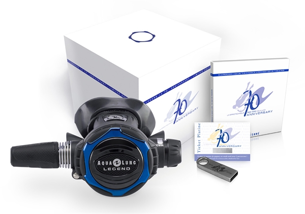 Aqua Lung ACD Legend LX Supreme DIN 300 bar 70th Anniversary